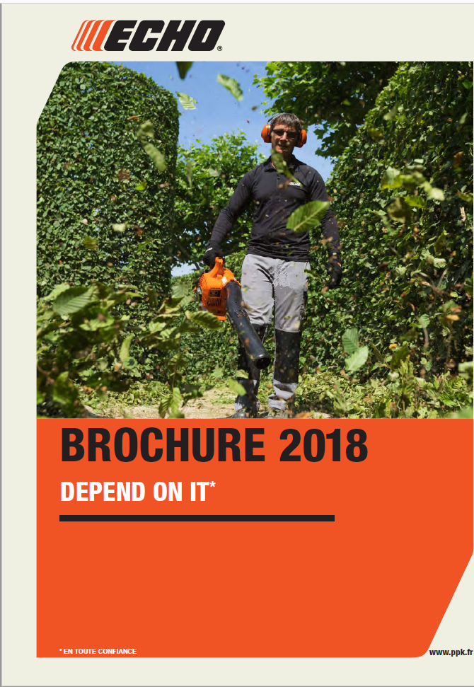 Brochure PPK ECHO 2018