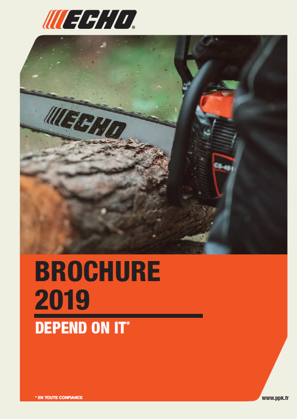 Brochure PPK ECHO 2019