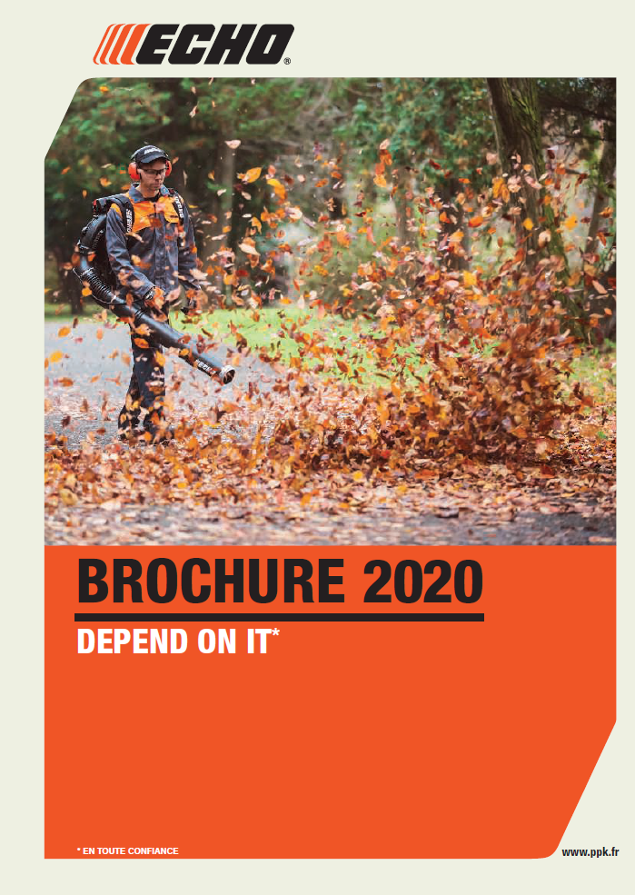 Brochure PPK ECHO 2020