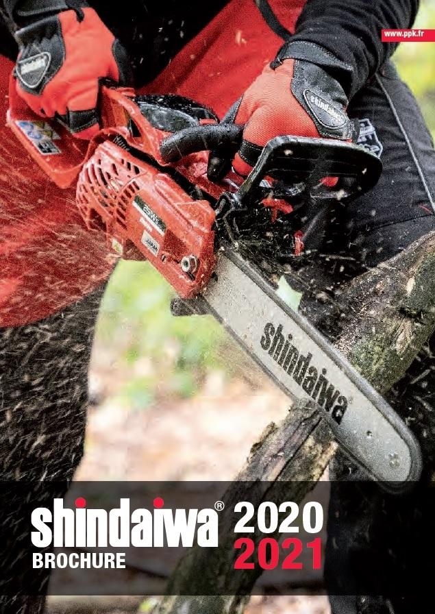 Brochure Shindaiwa 2020-2021